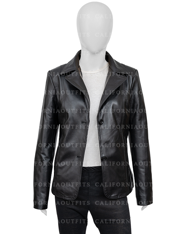 Womens-Black-Blazer-Jacket