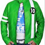 alien swarm ben 10 green jacket