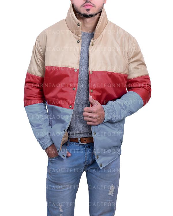 asa butterfield sex education otis milburn satin jacket