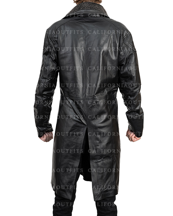 blade runner 2049 leather jacket