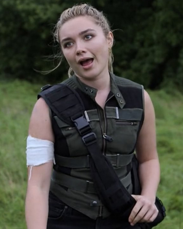 Black Widow 2021 Yelena Belova Vest