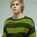 American Horror Story Striped Tate Langdon Sweater