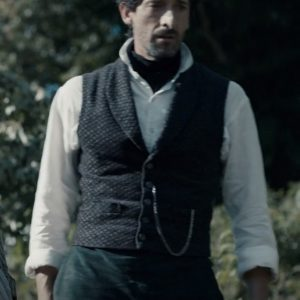 Chapelwaite Adrien Brody vest