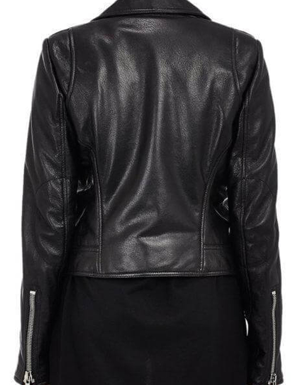 american horror stories 2021 ruby kaia gerber leather jacket
