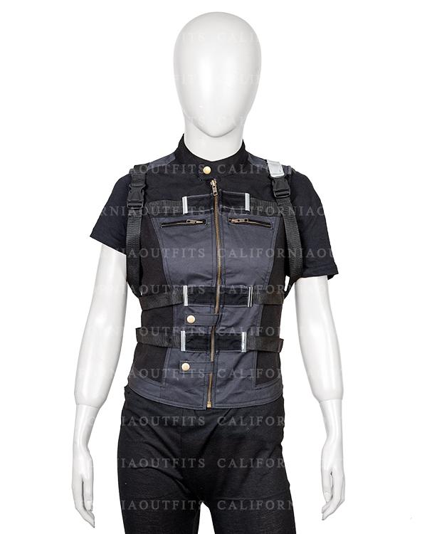 black widow infinity war natasha romanoff vest