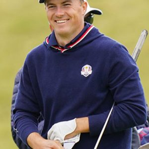 Ryder Cup Hooded Blue Sweater