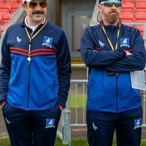 Ted Lasso Jason Sudeikis Coach Tracksuit