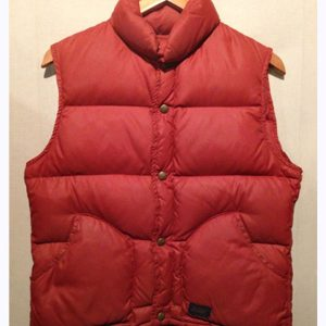 back to the future red parachute marty mcfly vest