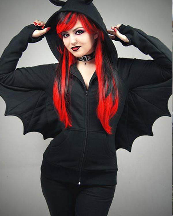 batman black hoodie