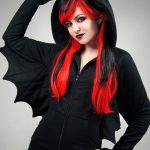 batman wings hoodie