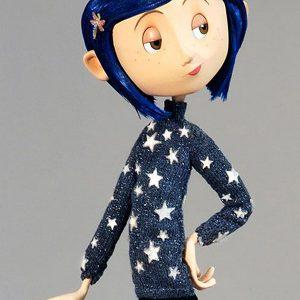 carolina silver star blue sweater
