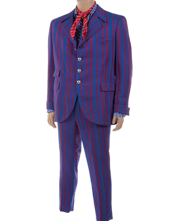mike myers austin power pinstripe suit