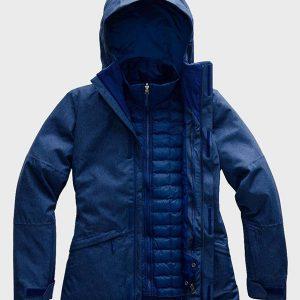 jade pettyjohn tv series big sky grace sullivan blue jacket