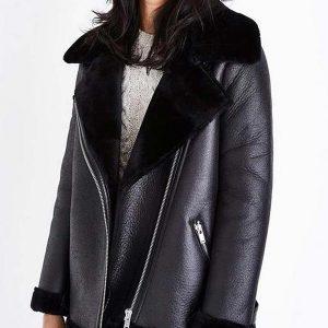 locke & key black jacket